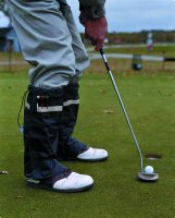 LegCovers for golfers